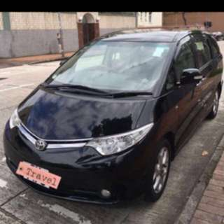 💓❗️2008 Toyota Previa 2.4 (黑色 7座位)