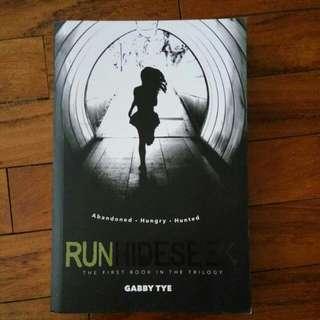Run Hide Seek by gabby tye