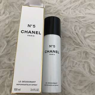 Brand New Chanel N 5 Vaporisation Spray 100ml