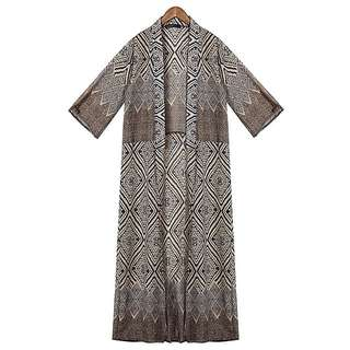 ZANZEA outerwear bohemian inspired