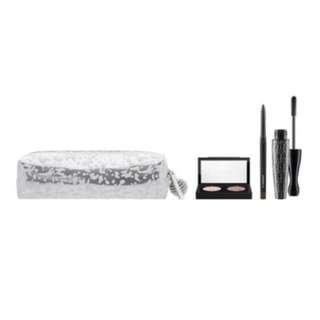 MAC snowball Smokey eye collection + Satin Mocha Lipstick