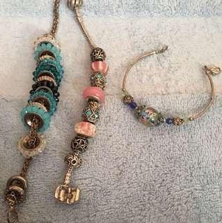 可買可送可換 手鏈 bracelet