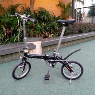 Dahon Dove Folding Bike