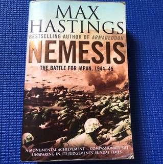 Nemesis - The Battle for Japan, Max Hastings