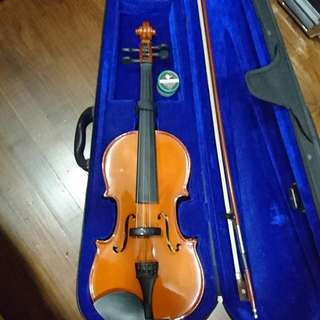 *Quick Deal*Violin (No Brand) For Beginners