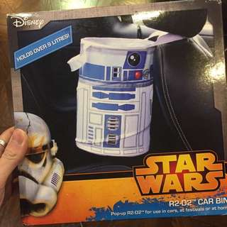 Starwar R2-D2 Car Bin