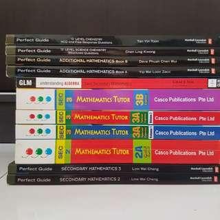 [FREE!] Textbooks, Assessment books, Ten Year Series