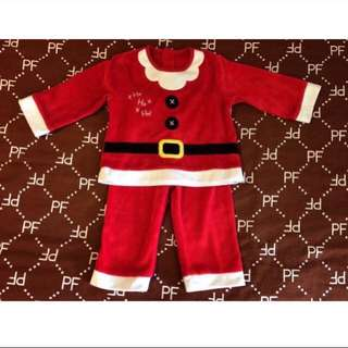 UK Brand - Baby George Santa Claus 🎅 Christmas