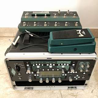 FOR SALE/TRADE AS NEW POWERED KEMPER +REMOTE +EXPRESSION PEDAL +GATOR CASE + ALL CABLES