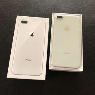 LAST PRICE! iPhone 8 Plus Silver 256GB Smart locked
