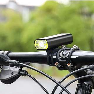 Rechargeable Bicycle Front Light-200Lumens