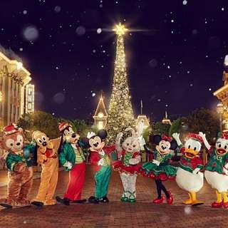 迪士尼門票 Disneyland ticket