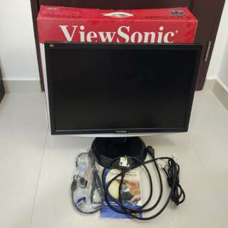 "ViewSonic 22"" VX2240w LCD Monitor"