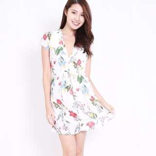 (PO) Garden Posies Dress