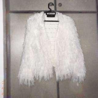 Sugarbaby Fur Cardigan