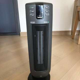 陶瓷暖風機 DeLonghi fan heater