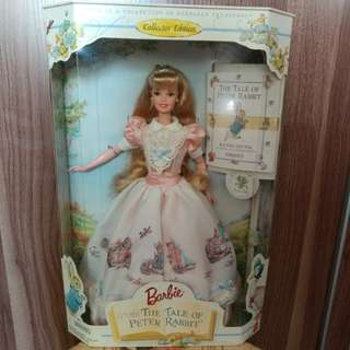 🌟[罕有]1997年Vintage Barbie Collector Edition ~ The Tale of Peter Rabbit