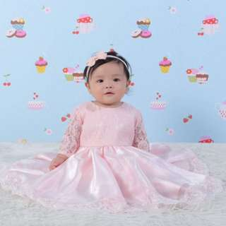 [REPRICED] Baby Dress or Baby Gown
