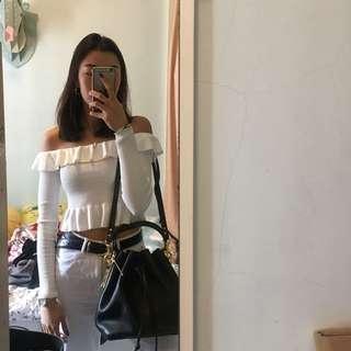 Sophie Hulme Bucket Bag