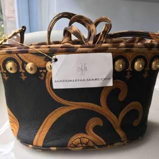 "Vintage Bags  ""MADDALENA MARCONI"""