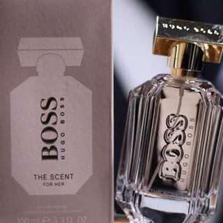 Parfume Hugo boss the scent for her