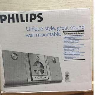 Philips MP3 Micro Hi-Fi