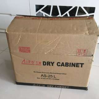 AIPO Dry Cabinet AS-25L
