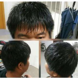 Makeover haircut/barber
