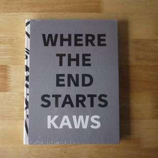 KAWS : Where The End Starts