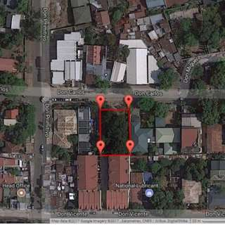 Don Antonio Heights 920 SQM Quezon city lot only