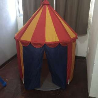 Preloved Ikea's Children Play Tent
