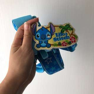 Stitch Luggage Belt