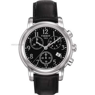 💯 Tissot Ladies Dressport Chronograph Watch