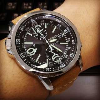 Seiko SSC081P1 精工太陽能腕錶