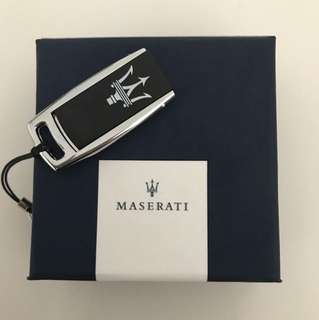Limited edition Maserati USB