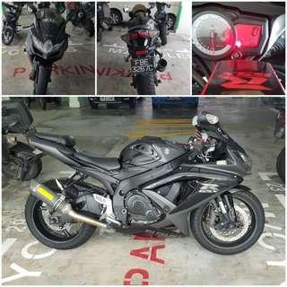 GSXR750 K9 2010