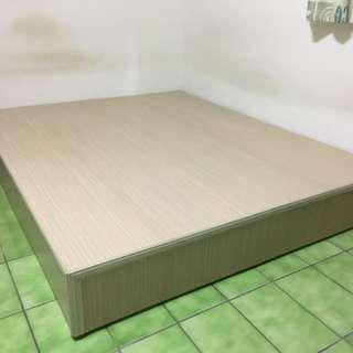 二手雙人床板.床架.床底