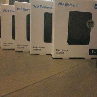 WD Element (1TB)