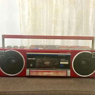 National Radio Player