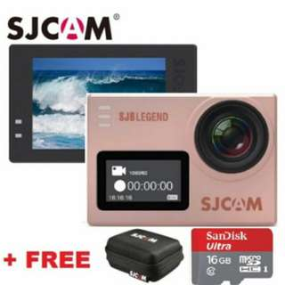 LATEST ! SJCAM SJ6 LEGEND
