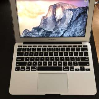 "Macbook Air 11"" from 2012"