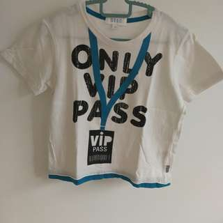 SEEDS VIP shirt