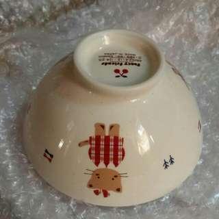 Sanrio Winkipinki 陶瓷碗 1991
