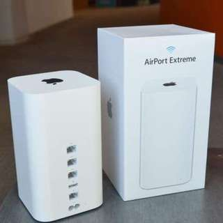 Apple AirPort Extreme 6th Generation Wireless Router