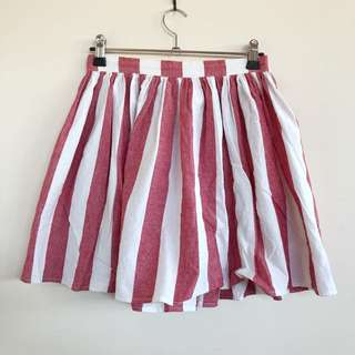 American Apparel circle skirt size M/L