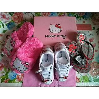 Hello Kitty Shoes (all for 600)