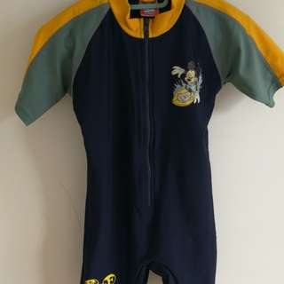 Ogival Disney Swimming Suit
