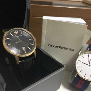 Emporio Armani Watch AR 2425