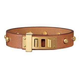 Hermes Bracelet Mini Dog Clous Ronds *RP 745AUD