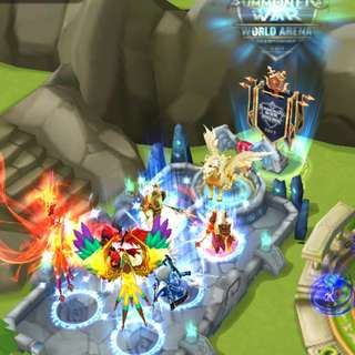 Summoners War Asia Guardian